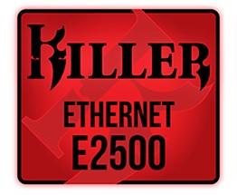 Killer Ethernet E2500