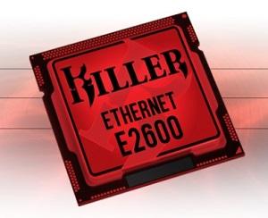 Killer Ethernet E2600