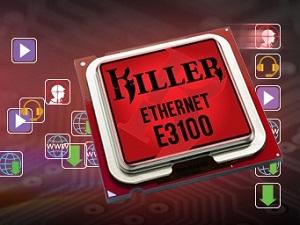 Killer Ethernet E3100